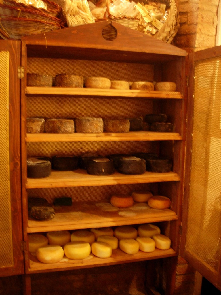 Cheese Shops in France