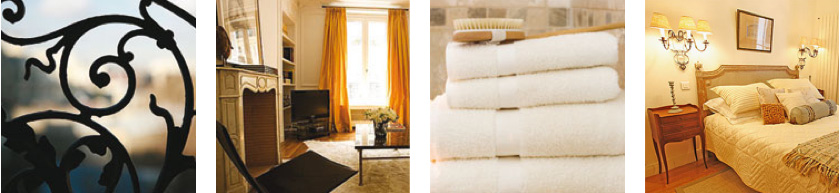 Haven in Paris luxury
