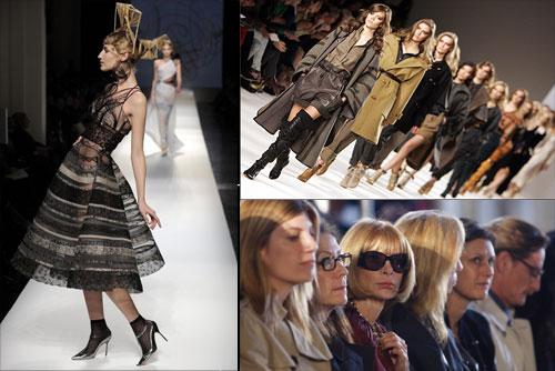 Fashion Week Paris 2010