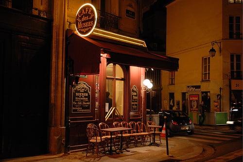 Café des Musées - Badaude