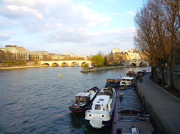 from pont des arts