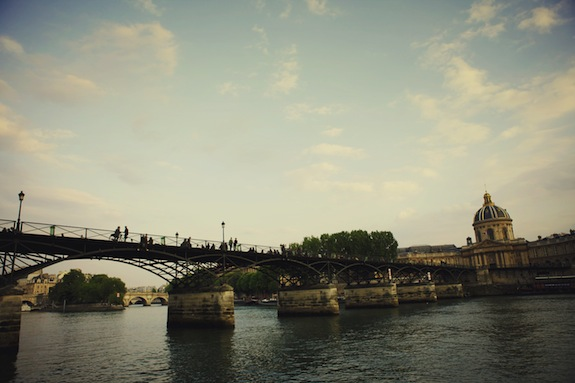 Pont des Arts - Lisa Weathersbee