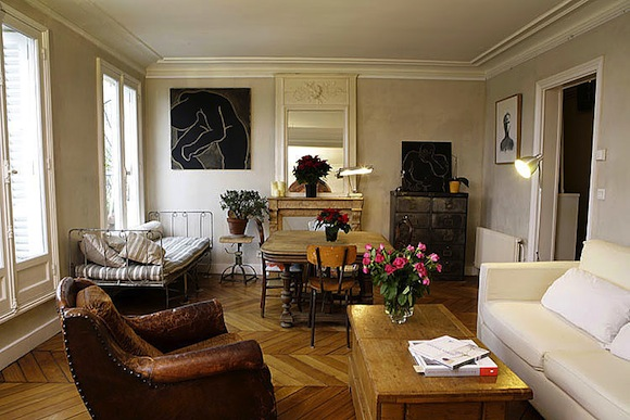 Vacation Rental Paris Apartment Houdon Montmartre