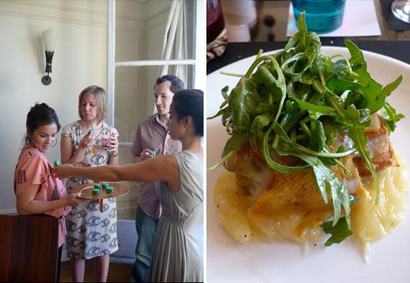 Rachel Koo Private Dinner Foodie Mashup Paris