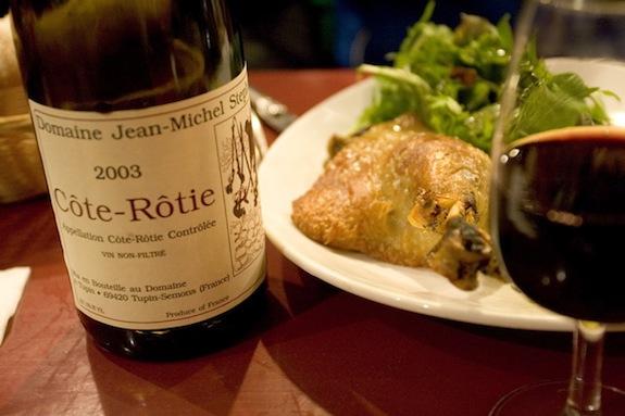 Verre Vole Organic Wine Paris