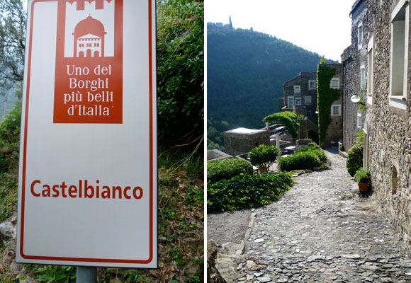 Castelbianco sign