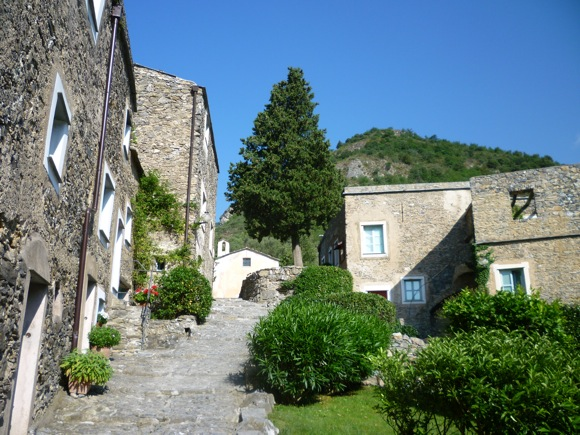 Colletta village