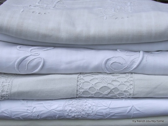 French Country Home Linen