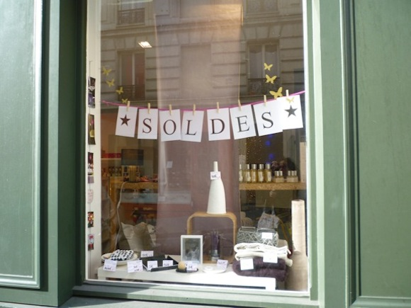 Soldes Summer Paris Sales