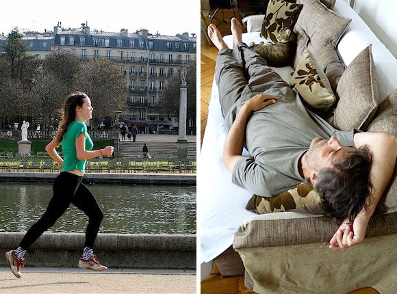 How to work out like a Parisian
