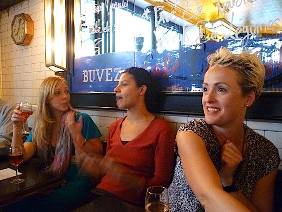 Apero Paris Tweet up Cafe Charlot