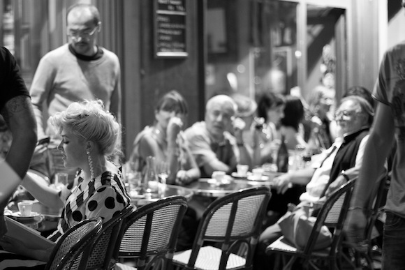 Apero Hour: drinking in paris cafe
