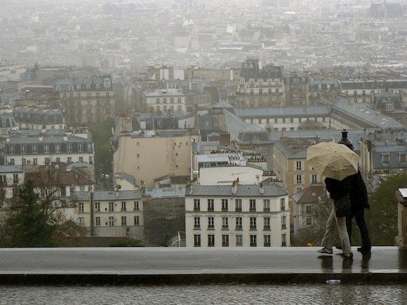 Paris Rainy Day Activities