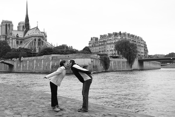 Your Boyfriend's Guide to Paris: Kissing on the Seine Riverbanks