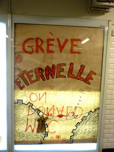 Greve Eternelle Paris