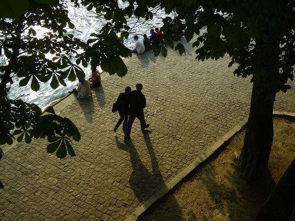 Strolling in Paris: Seine River Bank