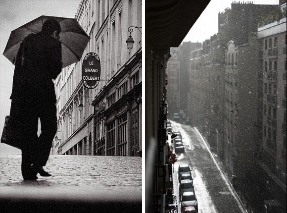 Paris Rainy Day Activities