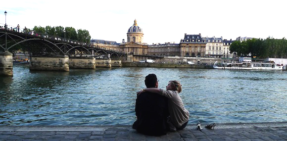 Eat Pray Love Paris