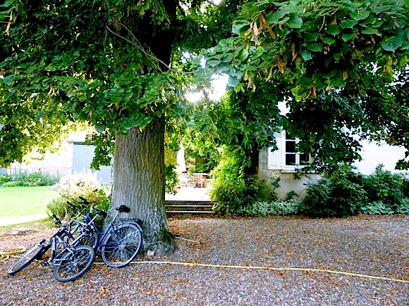 French Country Home Normandy Bikes
