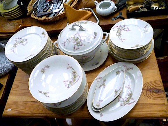 Normandy-Flea-Market-tableware NEW