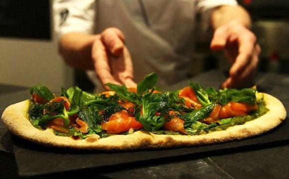 Paris Pizza: GreenPizz
