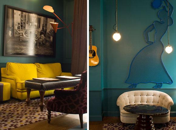 Paris Secret Sejour - Cafe Baci Restaurant