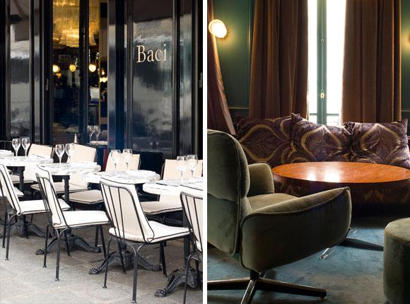 Secret Paris Sejour Cafe Baci