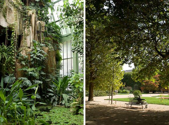 Hip paris blog our favorites tory s top ten paris spots for Restaurant paris jardin