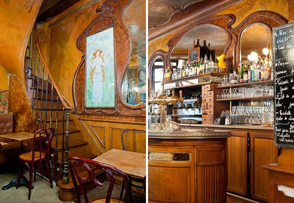 Hip paris blog bistrot du peintre a legit restaurant on for Restaurant cuisine du monde paris