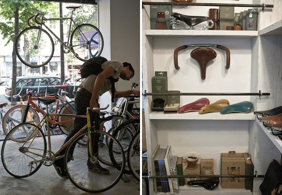Vintage Bicycle Shop