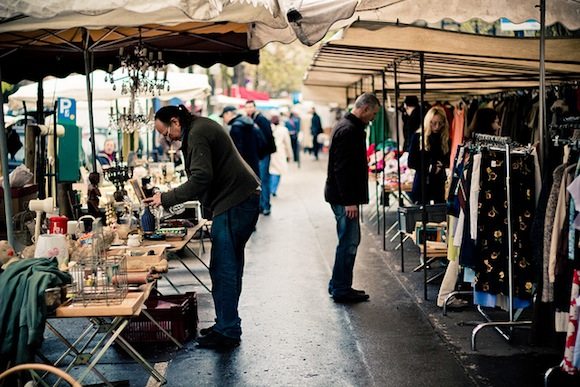 HiP Paris Blog » Antique Shopping in Paris: A Guided Tour of the ...