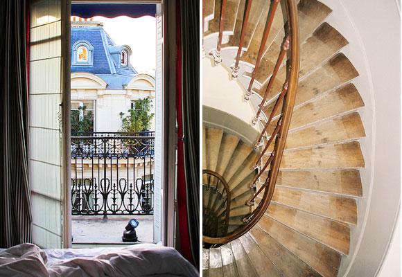 lindsey tramuta - Paris Apartments
