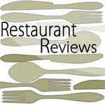 Restaurant Reviews Paris
