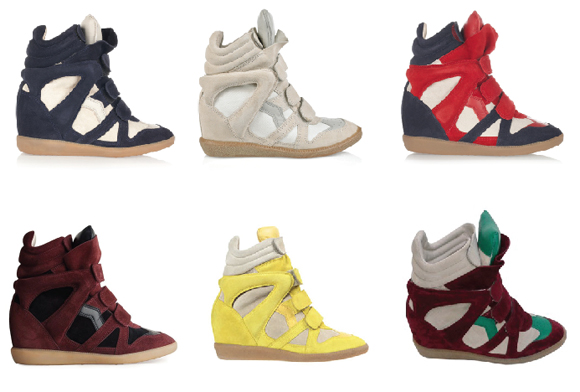 Stylish sneakers that are not isabel marant the love list