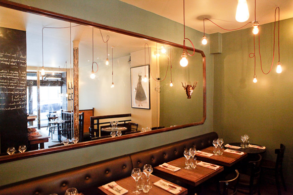 L 39 office a delicious paris neo bistro in the 9th hip - Office tourisme italien a paris ...