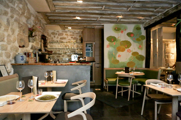 Tcha Paris delicate asian flavors delight diners at yam'tcha restaurant in