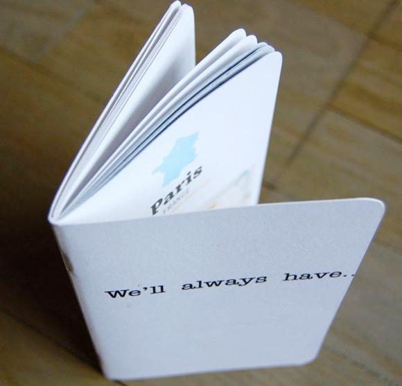 HiP Paris Blog, Bound Custom Journals, Bound books Giveaway
