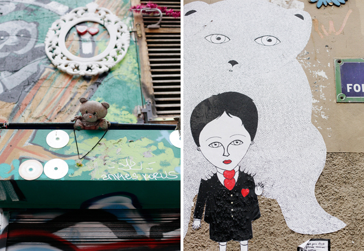 HiP Paris Blog, Carin Olsson, Street Art Tour