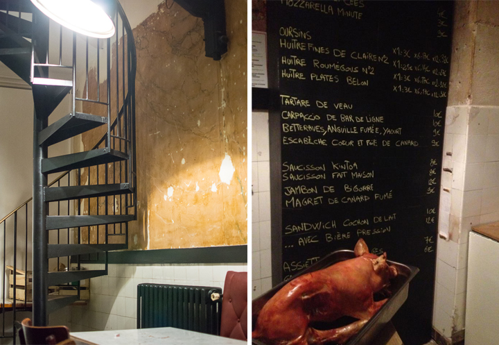 HiP Paris Blog, Bones, Diane A Broad, Wine-Food Bar Roundup, Bones