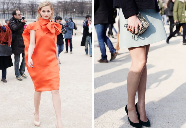 HiP Paris Blog, Carin Olsson, Leigh Lezark at Paris Fashion Week FW13