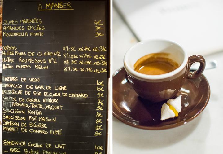 HiP Paris Blog, Diane A Broad, Wine-Food Bar Roundup, Bones