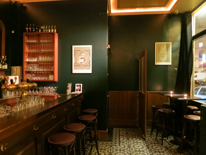 HiP Paris Blog, Forest Collins, Wine-Food Bar Roundup, Josephine