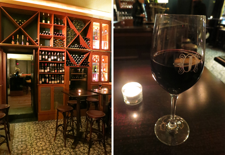 HiP Paris Blog, Forest Collins, Wine-Food Bar Roundup, Josephine
