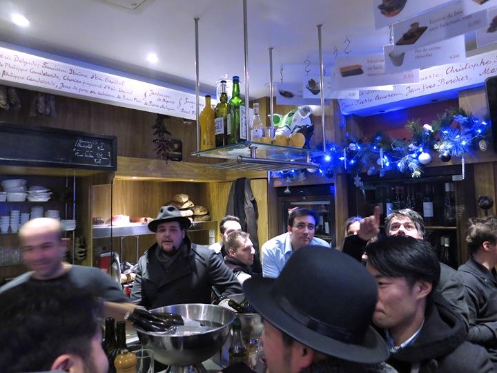 HiP Paris Blog, Forest Collins, Wine-Food Bar Roundup, L'Avant Comptoir