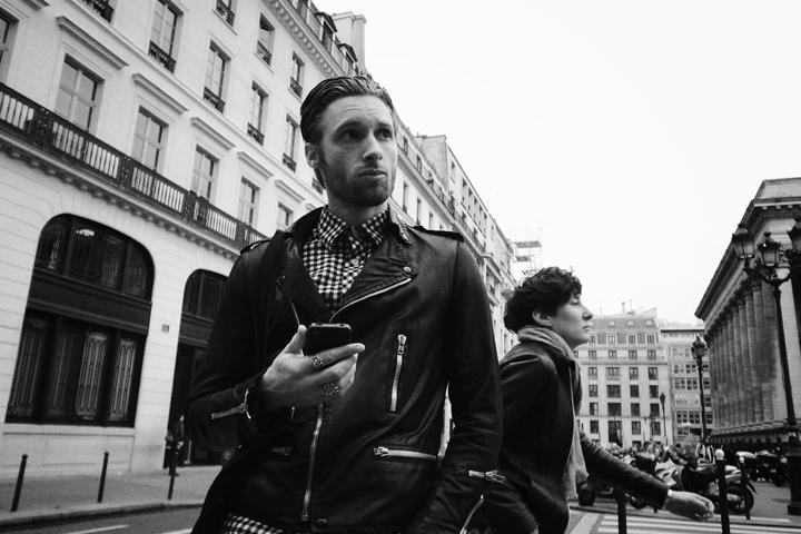 HiP Paris Blog, TOF alias christophe hue, Parisian Male