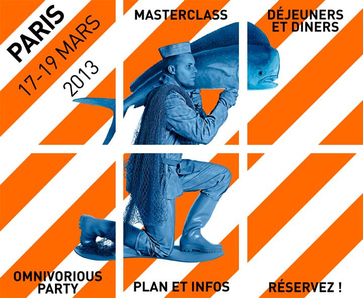 HiP Paris Blog, www.omnivore.fr, March Events in Paris