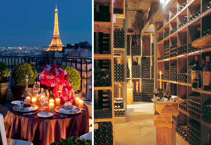 HiP Paris Blog, Forest Collins, George V, 5 Best Hotel Bars in Paris