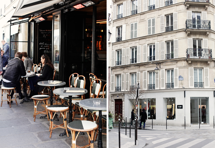 HiP Paris Blog, Carin Olsson, Left or Right Bank