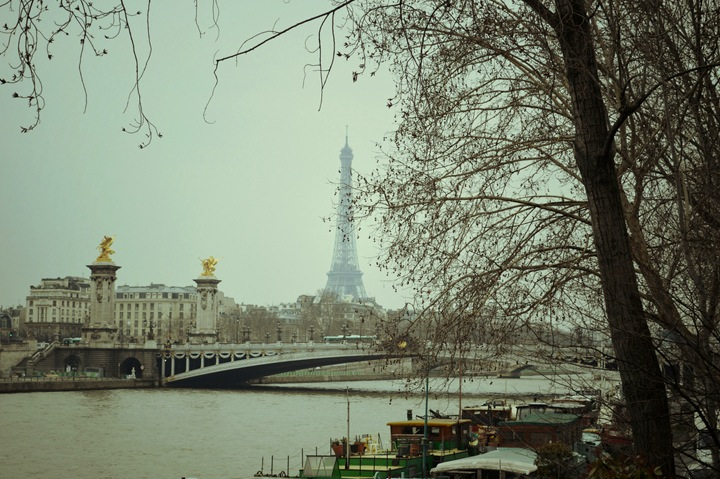 HiP Paris Blog, Leo-TX, Left or Right Bank