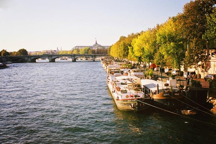 HiP Paris Blog, Sara Berger, Left or Right Bank